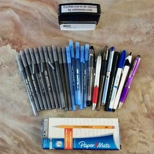 Other - Lot of Ink Pens/Ball Point/Retractable Pens +++